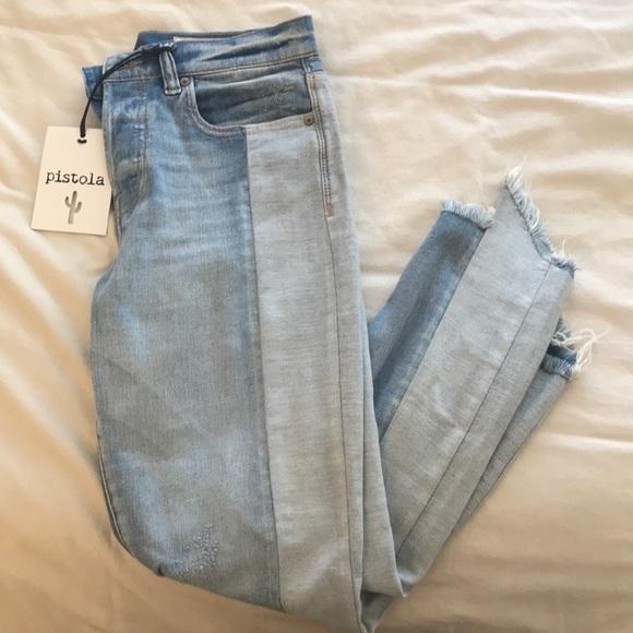 3b43d616e833 pistola Jeans | Twotone Distressed | Poshmark